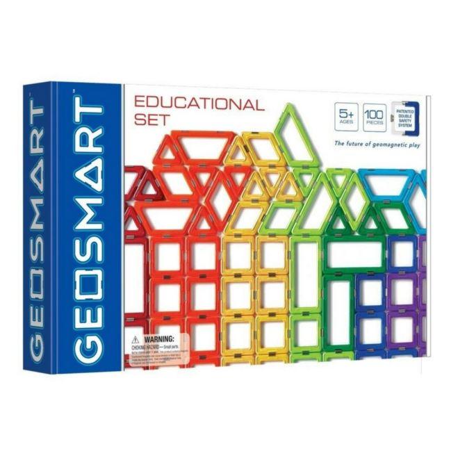 GeoSmart Zestaw Edukacyjny 100 elem.
