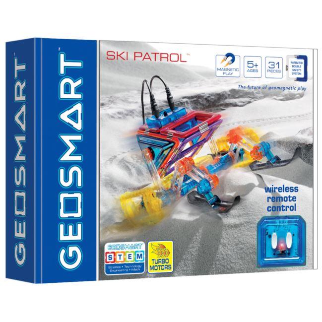 GeoSmart Śnieżny Patrol