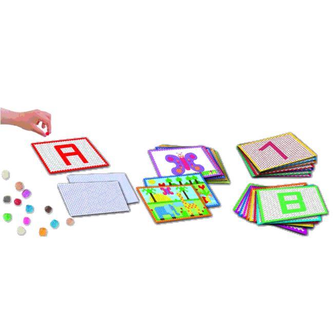 KARTY edukacyjne do Eduline Mozaika