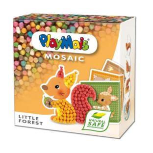 """PlayMais Mozaika """"Małe zwierzęta leśne"""""""
