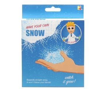 """KC """"Stwórz swój własny śnieg"""""""