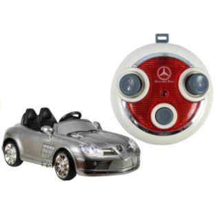 Pilot do Pojazdu na Akumulator Mercedes SLR