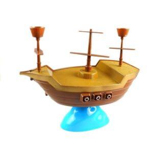 Gra Zręcznościowa Statek Piracki Z Pingwinami