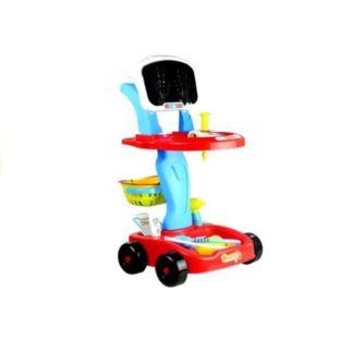 Wózek Lekarski z Akcesoriami 22 Elementy