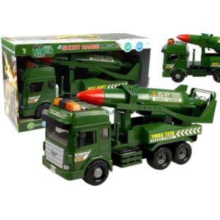 Wóz Bojowy Ciężarówka Wojskowa Efekty Dźwiękowe i