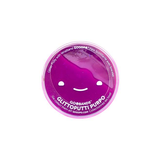 GOO BANDS Slime plastelin jednokolorowy MIX kol.