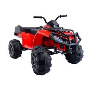 Quad na akumulator BDM 0909 Czerwony 24V