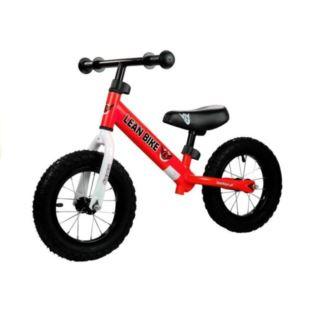 Rower Biegowy ROCKY Czerwony Pompowane Koła