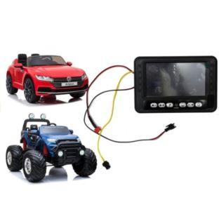 LCD MP4 do Auta na Akumulator Ford Ranger Arteon