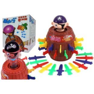 Gra Ukłuj Pirata Wyskakujący Pirat 24 Sztylety