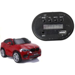 Panel muzyczny do BMW X6M