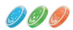 GOO BANDS Slime Perłowy MIX kolorów