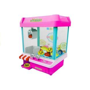 Łapacz Chwytacz Słodyczy Zabawek Maszyna Różowa