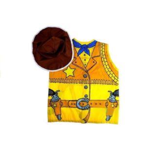 Strój Kowboj Przebranie Kostium Dla dziecka