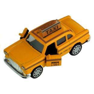 Modele Taxi Taksówka 2 Wzory Autko Świeci Gra 1:32