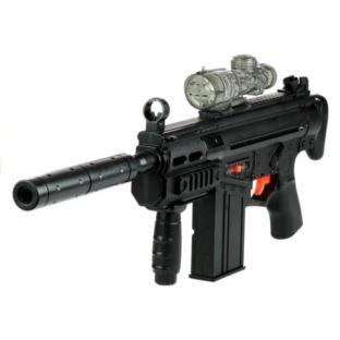 Duży Pistolet Na Akumulator Pociski Wodne 1500 Szt